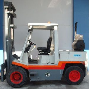 OM Diesel Vorkheftruck type DI 60 C