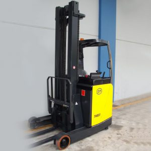 OM Reach truck type THESI 14